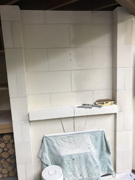 Interior stone cleaning